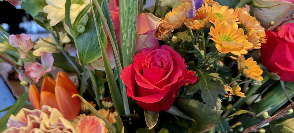 Bloemen voor SEO teksten Tuincentrum Florajoy in Rijnsburg
